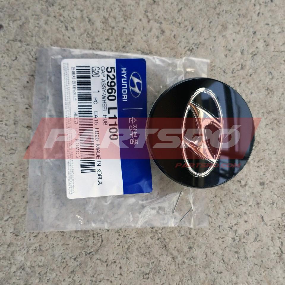 현대모비스 순정 휠캡 허브캡 (52960L1100) 쏘나타 DN8